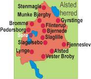 rundkirker på sjælland